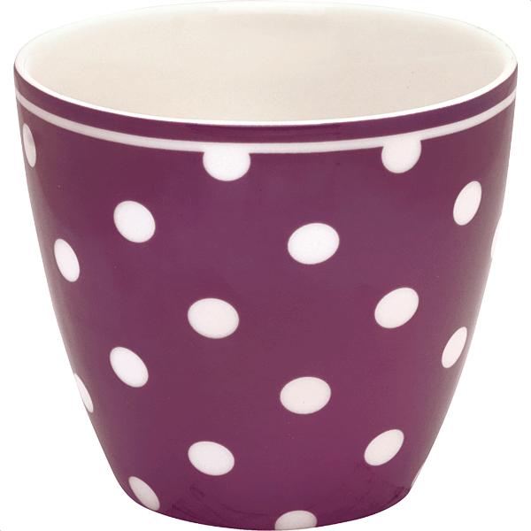 Lattemugg Naomi plum