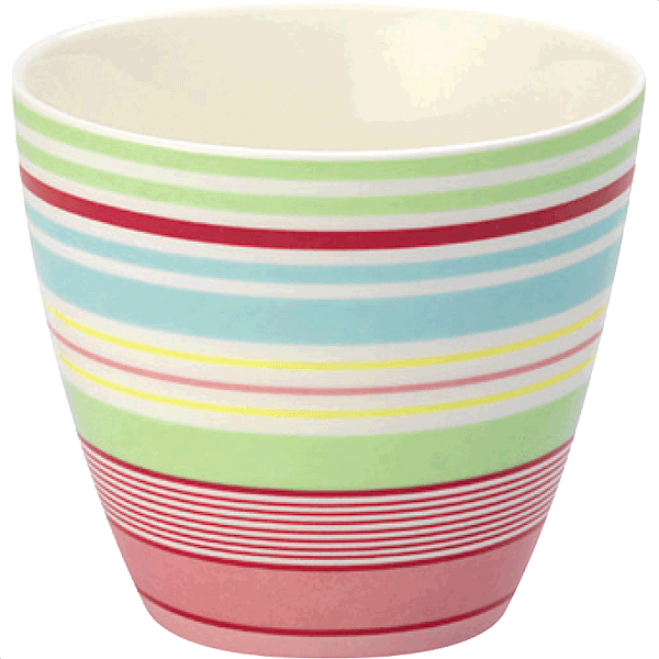 Lattemugg Victoria multicolour